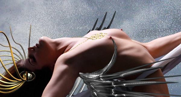 Crear una diosa del amor cósmico con Photoshop CS5  14