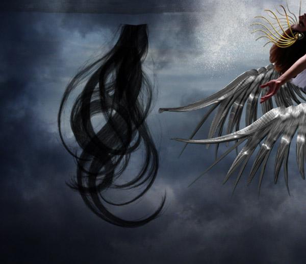 Crear una diosa del amor cósmico con Photoshop CS5  15