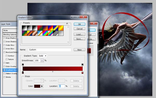 Crear una diosa del amor cósmico con Photoshop CS5  18