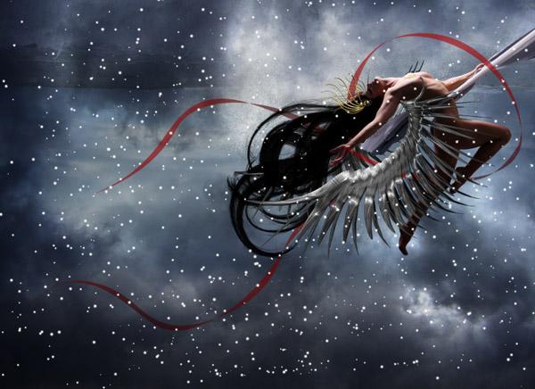 Crear una diosa del amor cósmico con Photoshop CS5  21