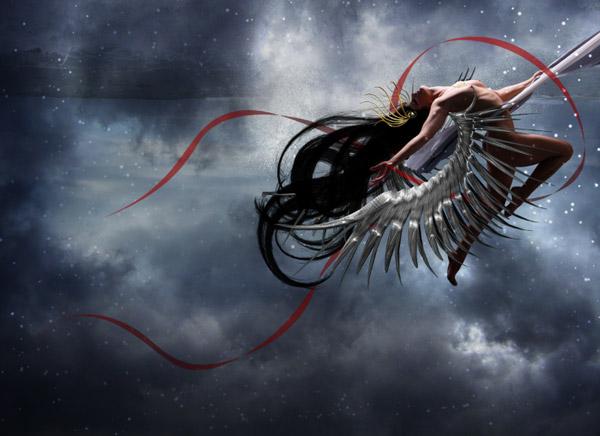 Crear una diosa del amor cósmico con Photoshop CS5  22
