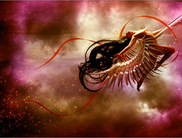 Crear una diosa del amor cósmico con Photoshop CS5  28