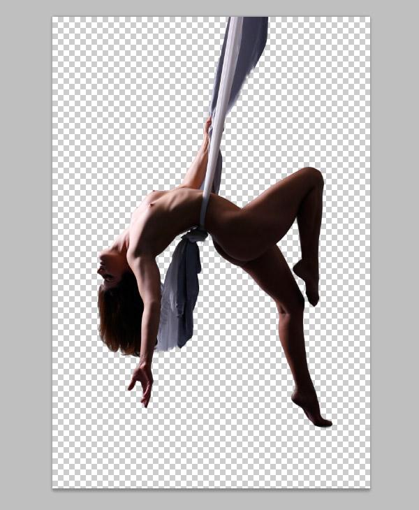 Crear una diosa del amor cósmico con Photoshop CS5  4
