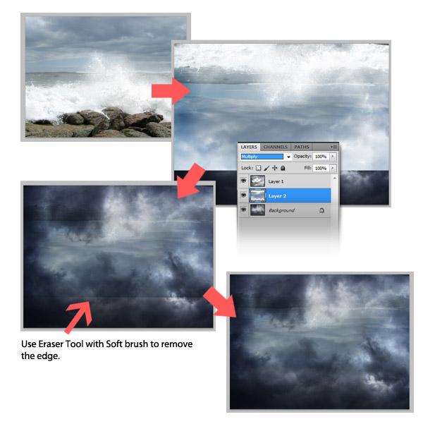 Crear una diosa del amor cósmico con Photoshop CS5  7