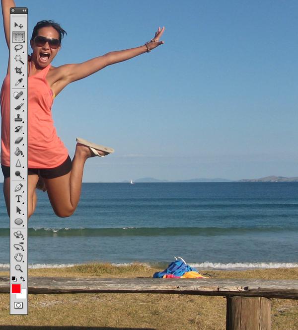 Retirando Pessoas ou Objetos da foto - Photoshop CS5 Image035