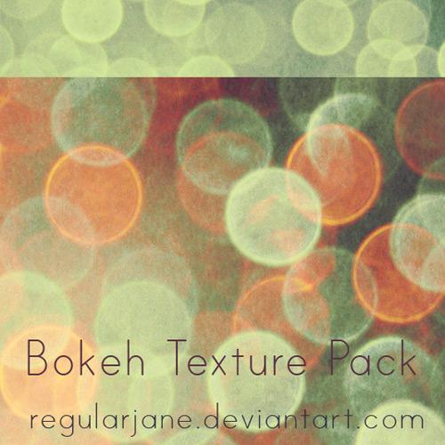 11 текстур бликов