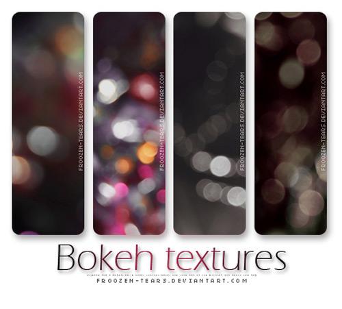 10 текстур бликов