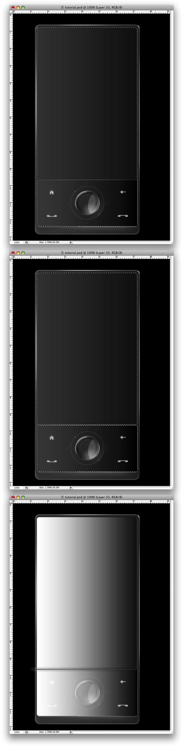 [Tutorial] Celular HTC Touch Diamond 32