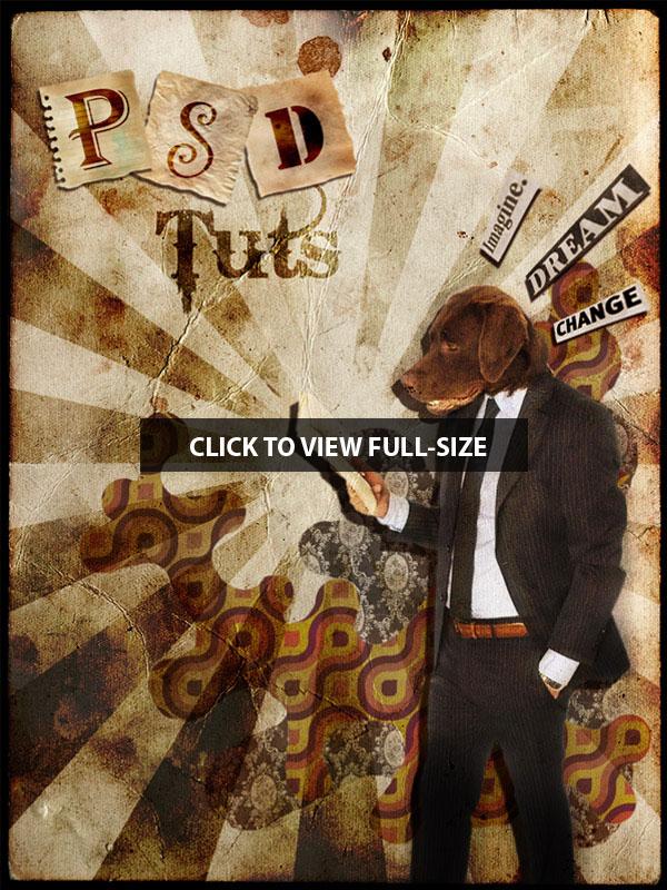 click Retro Style Tutorials