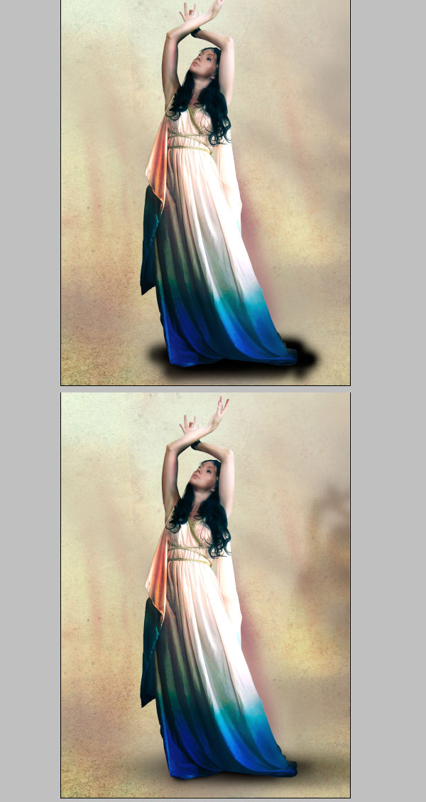 Cómo crear Fantasticos Destellos, Foto Manipulación PSD, Photoshop 10
