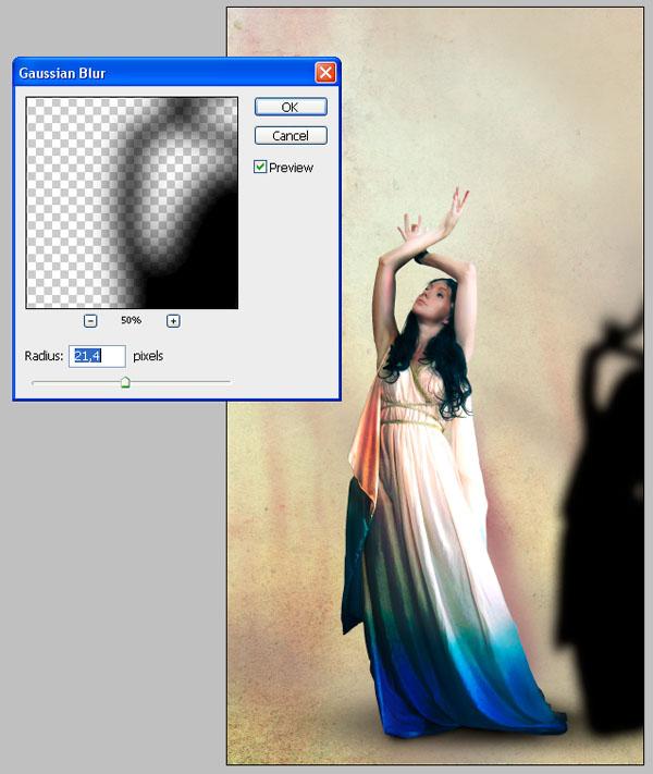 Cómo crear Fantasticos Destellos, Foto Manipulación PSD, Photoshop 11
