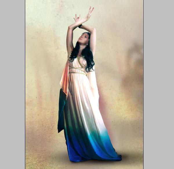Cómo crear Fantasticos Destellos, Foto Manipulación PSD, Photoshop 12
