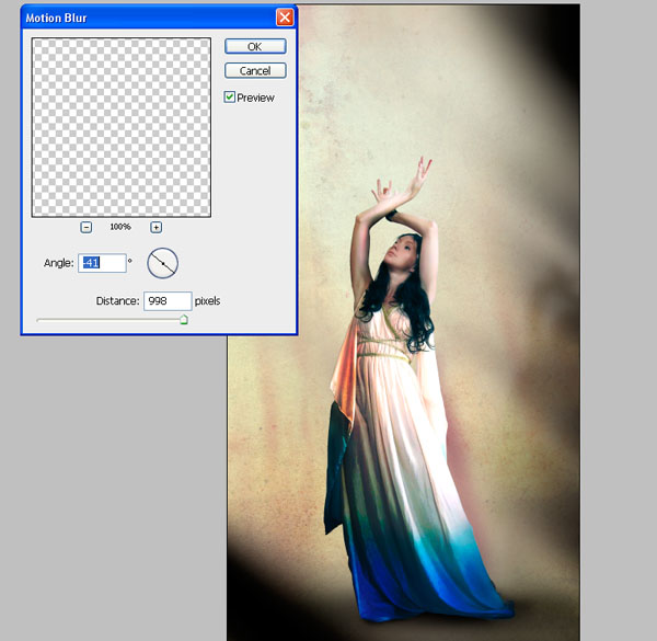 Cómo crear Fantasticos Destellos, Foto Manipulación PSD, Photoshop 14