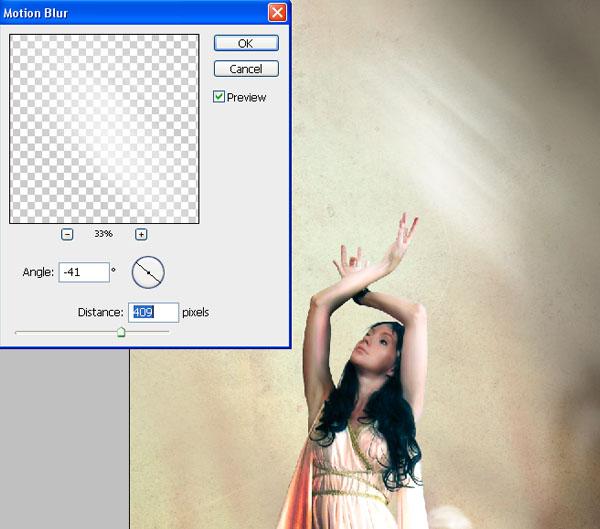 Cómo crear Fantasticos Destellos, Foto Manipulación PSD, Photoshop 17