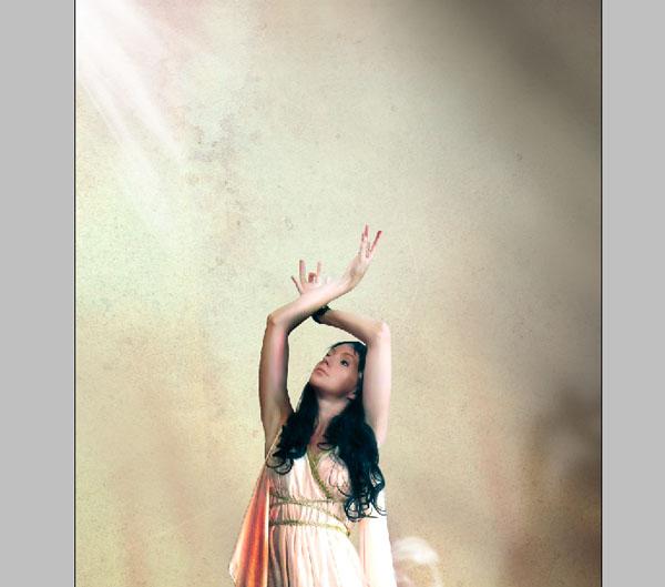 Cómo crear Fantasticos Destellos, Foto Manipulación PSD, Photoshop 18
