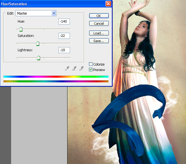 Cómo crear Fantasticos Destellos, Foto Manipulación PSD, Photoshop 20