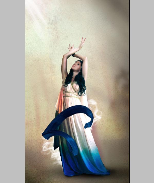 Cómo crear Fantasticos Destellos, Foto Manipulación PSD, Photoshop 21