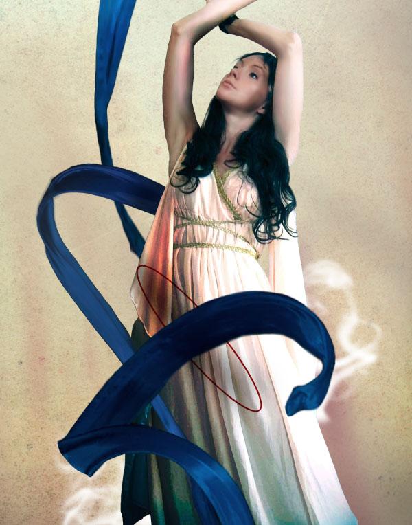 Cómo crear Fantasticos Destellos, Foto Manipulación PSD, Photoshop 24
