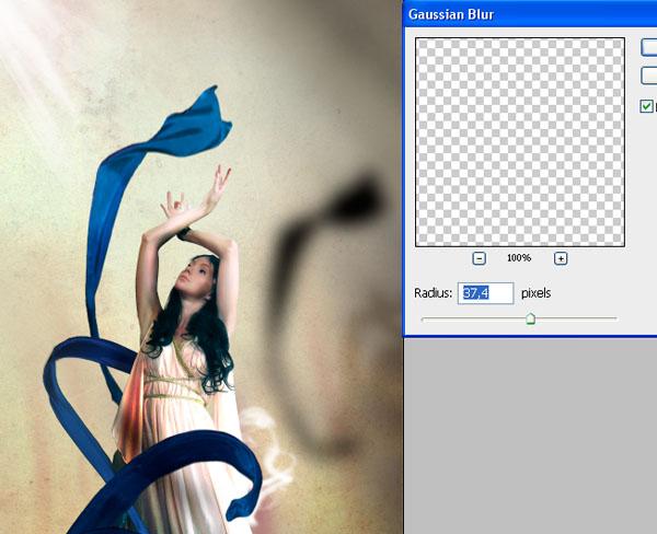 Cómo crear Fantasticos Destellos, Foto Manipulación PSD, Photoshop 25