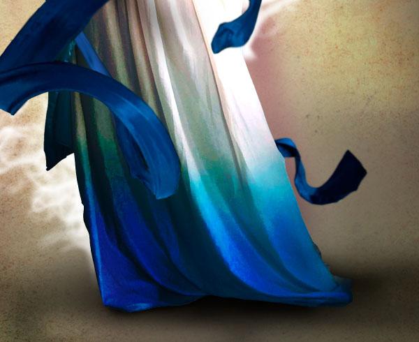 Cómo crear Fantasticos Destellos, Foto Manipulación PSD, Photoshop 27