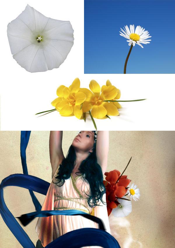 Cómo crear Fantasticos Destellos, Foto Manipulación PSD, Photoshop 29