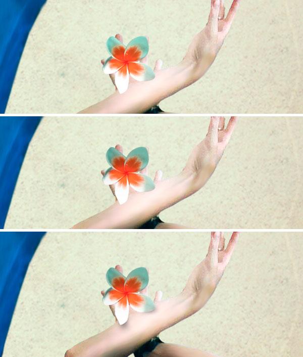 Cómo crear Fantasticos Destellos, Foto Manipulación PSD, Photoshop 31