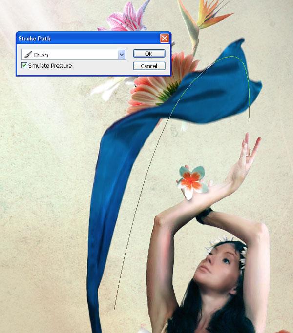 Cómo crear Fantasticos Destellos, Foto Manipulación PSD, Photoshop 34