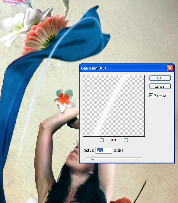 Cómo crear Fantasticos Destellos, Foto Manipulación PSD, Photoshop 36