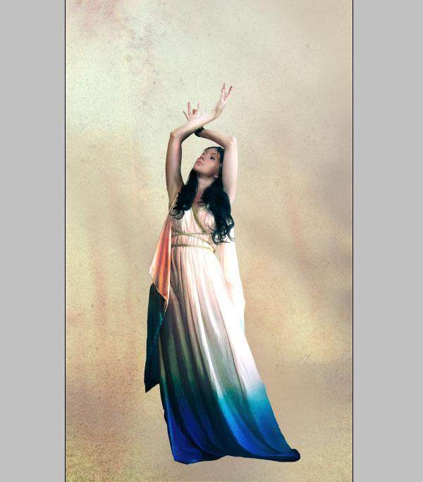 Cómo crear Fantasticos Destellos, Foto Manipulación PSD, Photoshop 9