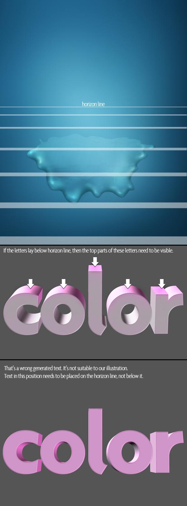 15 Thiết Kế 3D Text với Màu Sắc Ấn Tượng   Phần 1