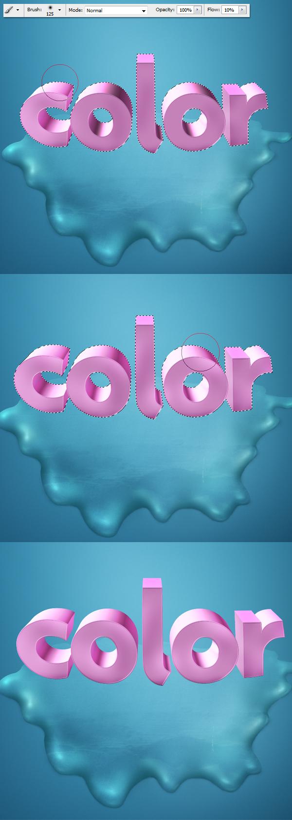 20 Thiết Kế 3D Text với Màu Sắc Ấn Tượng   Phần 1