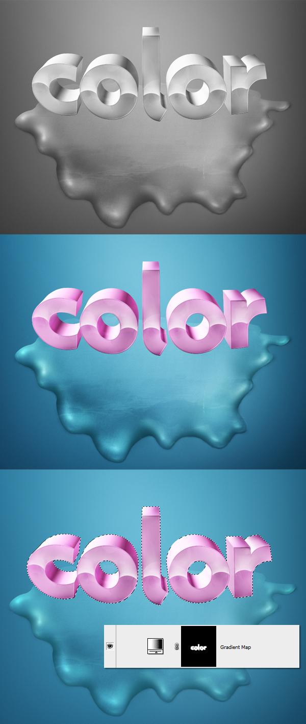 25 Thiết Kế 3D Text với Màu Sắc Ấn Tượng   Phần 1