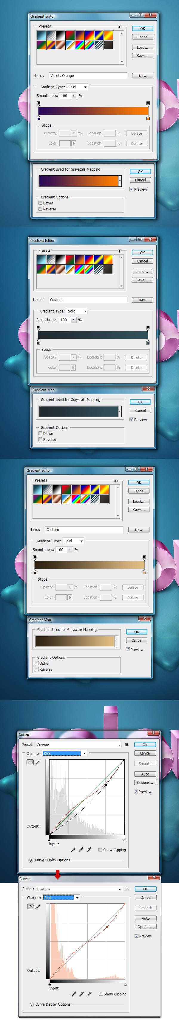 28 Thiết Kế 3D Text với Màu Sắc Ấn Tượng   Phần 1