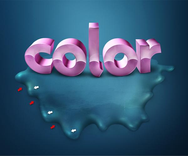 29 Thiết Kế 3D Text với Màu Sắc Ấn Tượng   Phần 1