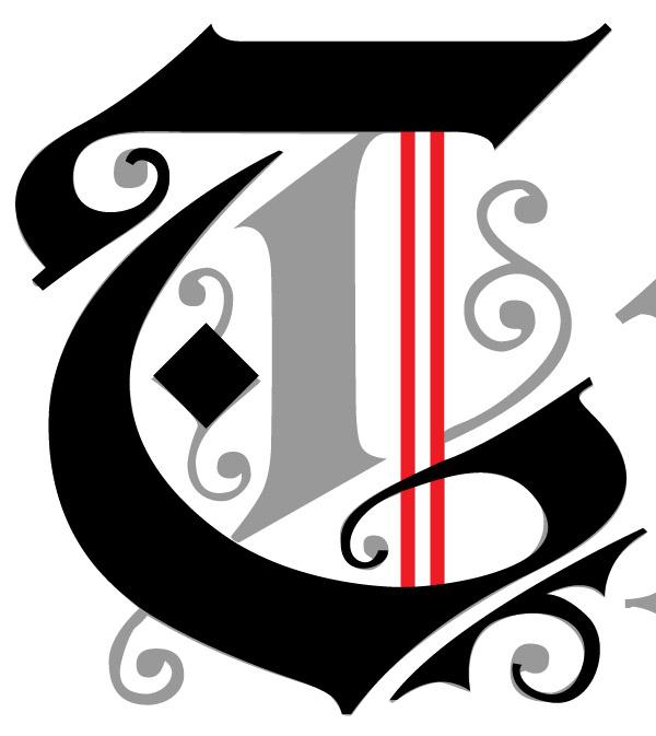 4 Thiết Kế Hiệu Ứng Chữ Phong Cách Steampunk