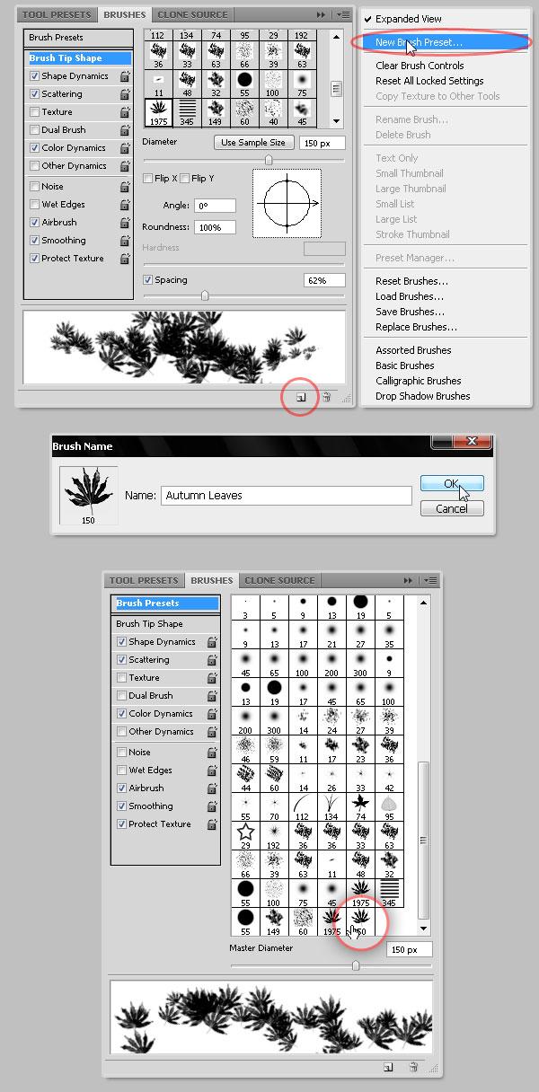 Photoshop's Brush Tool – Basic Guide