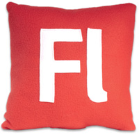 Fl Icon Pillow