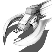 Sketch a Spaceship in Perspective With Photoshop