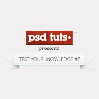 Test Your Photoshop Knowledge #7