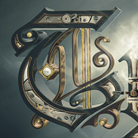 Create a Steam Powered Typographic Treatment - Part II