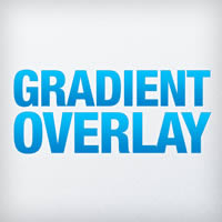 How to Apply Gradient Overlays Using Layer Styles in Photoshop